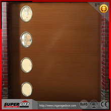 auto garage door whole sale from China Alibaba 8 year golden seller