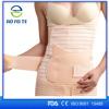 body shaper fat burning waist belt Postpartum After Pregnancy pregnancy corset 3 pieces