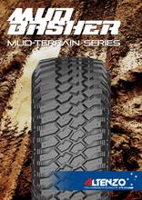 2015 new Altenzo Mud Basher M/T 4x4 LT235/75 R15 LT245/75R16 LT265/75R16 31*10.5R15LT SUV china off road mud terrain tires