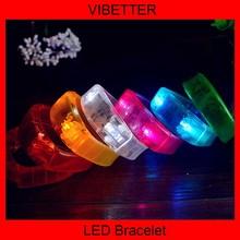 2015 Party Supply LED Flashing Bracelet / Glow Bracelet / LED Bracelet