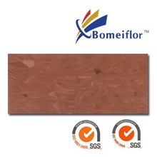 Anti-bacterial Bomeiflor Non-directional Homogeneous Vinyl Sheet Flooring BM7316