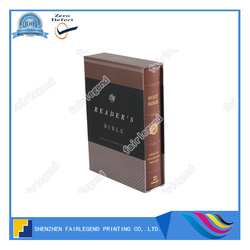Customized Design Perfect Loose-leaf A4 A5 Pu Leather 3 6 Metal Clip Ring Binder with Slipcase