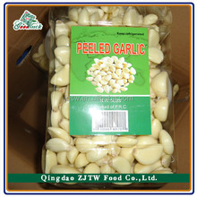 Shandong Storing Vacuum Packed Frozen Peeled Garlic Cloves