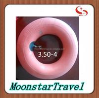 golden boy motorcycle tyre tube 3.50-4 moptorcycle inner tube