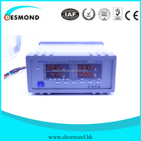 Accuracy 0.5 All measurements are TRMS, Single phase digital power meter , alarm model power meter