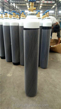 hot sale seamless steel oxygen cylinder Dia140mm capacity 10L reasonable price