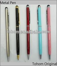 promotion custom logo wholesale cheap set gift metallic ball pen