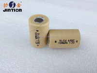 Ni-cd 4/5Sub C 1300mAh 1.2v rechargeabe battery