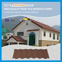 shingles wood colour bond sheeting armor tile roofing