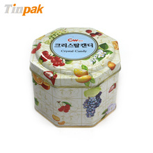 popular unique tin can cake box dongguan