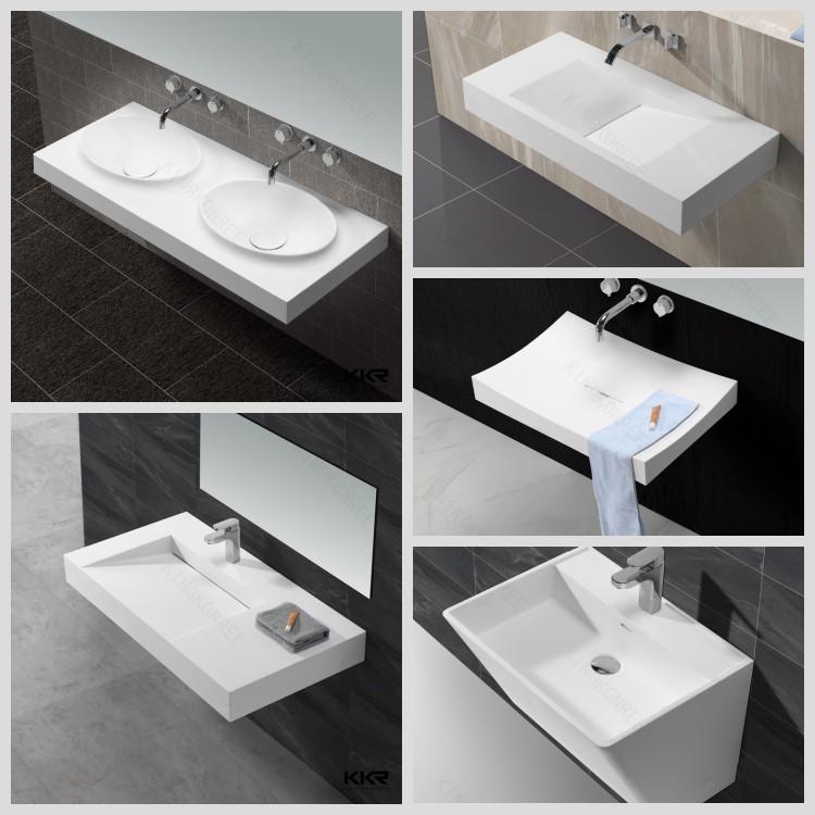 lavage vier de buanderie pierre artificielle lavabo lavabo lavabo de salle de bain id de. Black Bedroom Furniture Sets. Home Design Ideas
