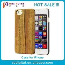 for iphone 6 protective wood phone case
