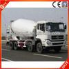 10 Cubic Meters Concrete Truck Mixers, Concrete Drum Truck Mixers, Concrete Mixer Lorries