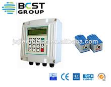 transductor ultrasónico medidor de flujo