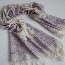 100% silk scarf men shawl with tassel,Fashion men's shawls