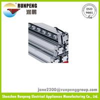Factory price!!! LED lamp 12v smd 2835 rigid led strip/edge lighting systems ip67 waterproof aluminum enclosure strip