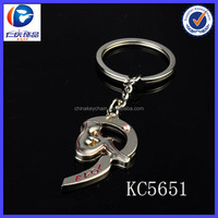 New style sexy nude chinese girl photo sitting on a dolphin whistle keychain