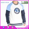 Factory wholesale price printing man's crewneck sweatshirt
