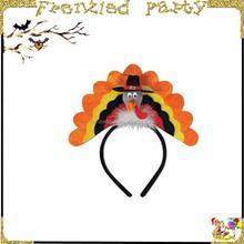 New Arrival party turkey headband FGHD-0042
