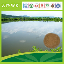 Bio concentrated feed for various kinds of fish in one Fishpond