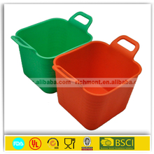 heat resistant small 2015 silicone kitchen tools accessories container