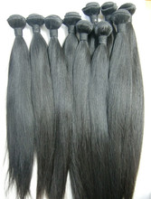 Unprocessed 5A 6A 7A Grade virgin Xbl Brazilian Hair