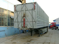 Huand cotton trailer