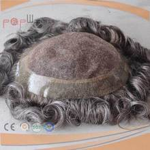 Factory Price french lace woman toupee all thin skin base wholesale