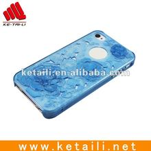 2012 blue cellphone cover for Iphone 4S
