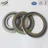 PTFE spiral wound gasket / stainless steel spiral wound gasket