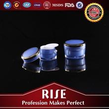 top grade bule acrylic powder case