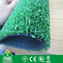 12mm green artificial grass for tennis basketball