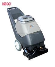 Deep clean carpet extraction machine
