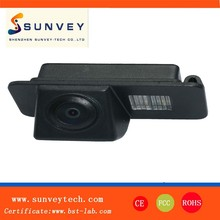 OEM night vision special car rear view camera for Ford Mondeo/Fiesta with LED lamp