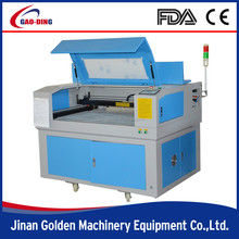 wood CO2 laser cutting machine with software lasercut 5.3 GT1280 with CE 1200*800mm