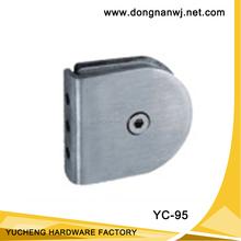 Hot sell bathroom glass clamp, glass holder (YC-95)