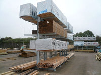 CE,TUV,ISO certificate China manufacturer outdoor use waterproof HDG cantilever storage rack