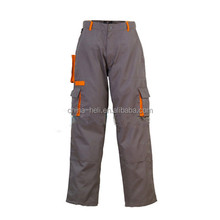 Pré - rétréci travail pantalons, Coton ou T / C pantalons, Poches pantalons