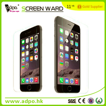 Newest Model!!! Tempered Glass Factory for iPhone 6 Tempered Glass Screen Protector, Tempered glass