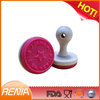 RENJIA silicone stamp wood stamps wooden henna stamps
