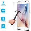 Preço de fábrica para o telefone móvel samsung galaxy s6 vidro temperado protetor de tela