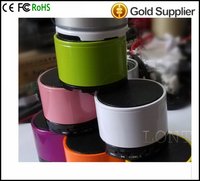 Factory S11 Wireless Mini Bluetooth Speaker HiFi Music Player with MIC For iPhone 5 MP4 MP3 Tablet PC