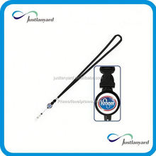 Customized promotional memorial lanyard attachment