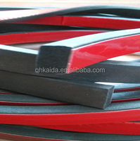produce adhesive rubber seal with 3 M gum