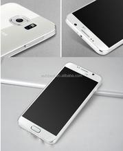 TPU Phone Case for Samsung Galaxy S6 Ultra Thin 0.3mm Clear Slim TPU Case