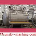 De alta temperatura de desbordamiento de tela de punto la máquina de teñir( de ahorro de energía) oh de la serie