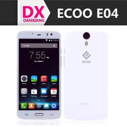 ECOO E04 3GB RAM 16GB ROM MTK6752 Octa Core Dual Sim Mobile Phone 4G 5.5inch Android 5.0 Fingerprint 16.0MP