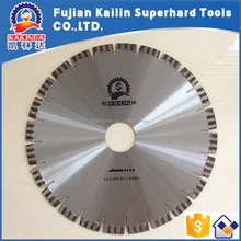 Top quality 250-800mm diamond circular saw blade for granite marble concrete cutting