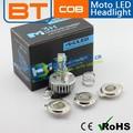 2015, proveedor chino, bombillas LED H6 H4 PH7 PH8 para auto, faros delanteros para motocicleta, luces vehiculares de 2500 lm, foco delantero para motocicleta