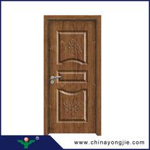 Puerta de hierro forjado de diseño